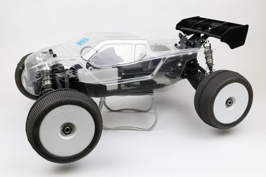 Mugen Limited Edition MBX8T Factory Built Nitro Truggy Kit