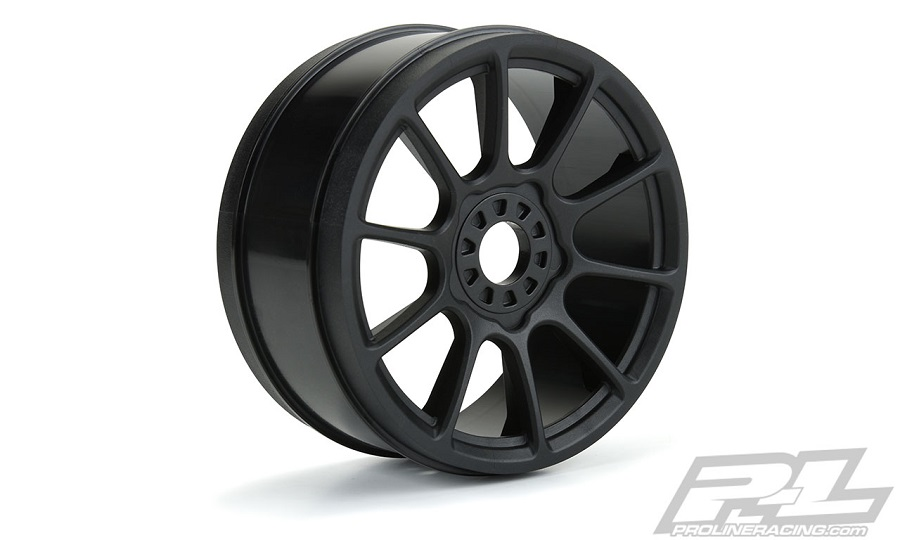 Pro-Line Mach 10 Black Wheels For 18 Buggy
