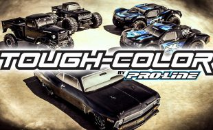 Pro-Line Tough-Color Black Bodies [VIDEO]