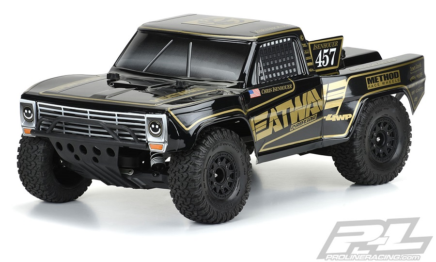 Pro-Line Tough-Color Black Bodies