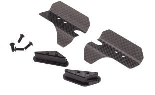 RUDDOG MBX8 Carbon Fiber Front Wing Set