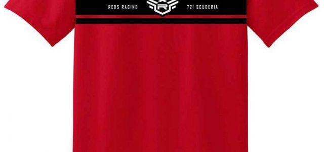 Reds Racing New T-Shirt