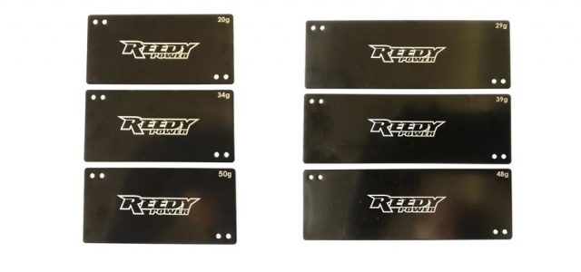 Reedy Steel Under-Battery Weight Sets