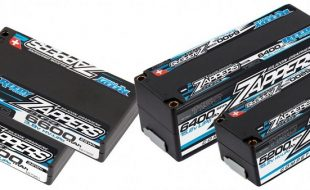Reedy Zappers LiPo SG3 Competition 1S & 4S HV-LiPo Batteries