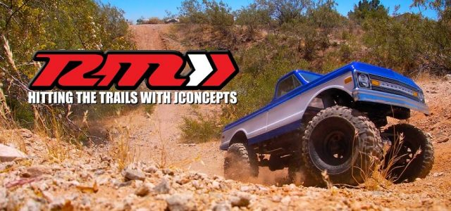 Ryan Maifield Hitting The Trails With New JConcepts Bodies, Wheels & Tires [VIDEO]