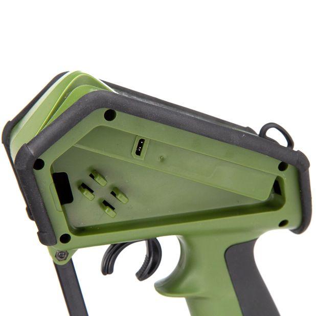 Spektrum Special Edition Green DX5 Rugged