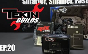 Tekin Builds Ep. 20: Tekno EB410.2 1:10 4WD Buggy [VIDEO]