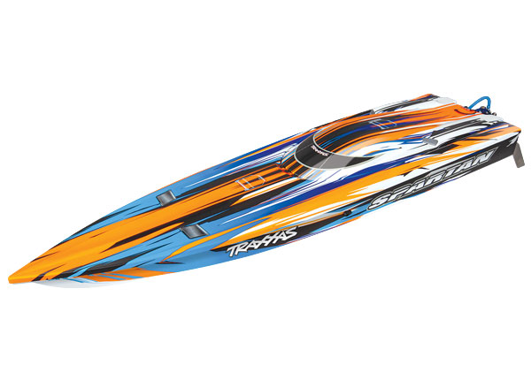Traxxas Spartan & M41 Available In New Paint Schemes