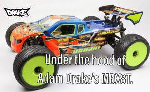 Under The Hood Of Adam Drake's Mugen Seiki MBX8T [VIDEO]