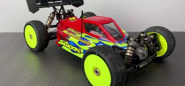Under The Hood Of Ryan Cavalieri's Sworkz S35-4e Buggy [VIDEO]