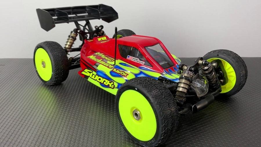 Under The Hood Of Ryan Cavalieri's Sworkz S35-4e Buggy