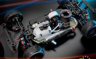 XRAY 1/8 Nitro GT On-Road Car