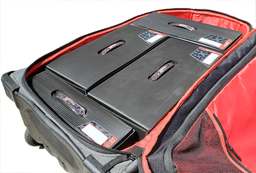 XactRC 4 & 5 Box Sets For OGIO Travel Bags