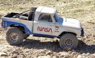 NASA Chevy C10