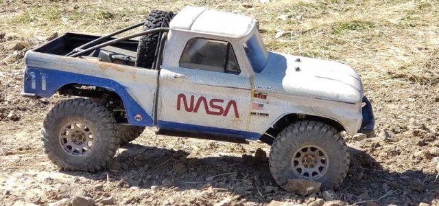 NASA Chevy C10