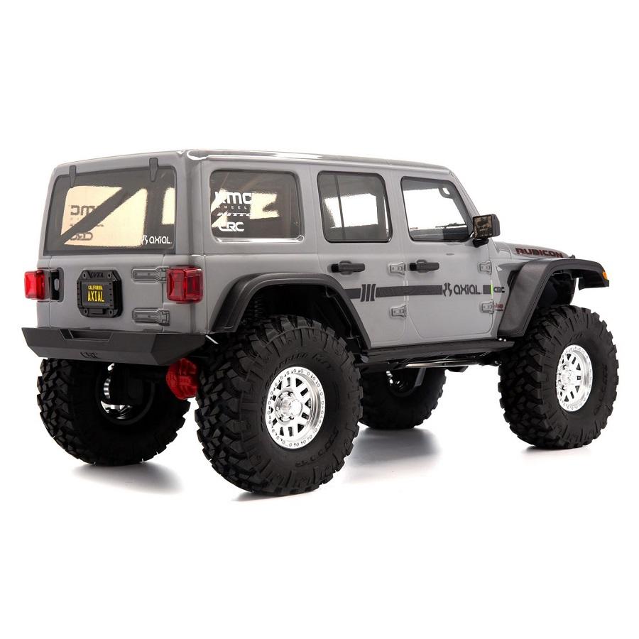 Axial 1/10 SCX10 III Jeep JLU Wrangler With Portals RTR