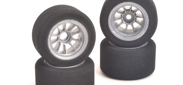 Contact RC Foam F1 Tires