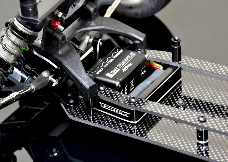 Exotek 22 Vader Drag Chassis Conversion Kit For The TLR 22 Buggy