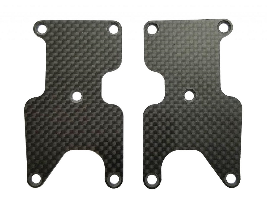 Factory Team Suspension Arm Inserts For The RC8B3.2