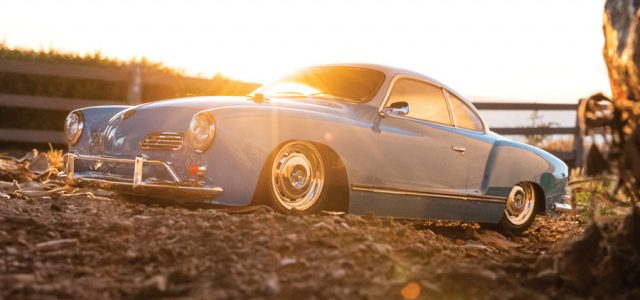 SoCal Cruising: Building Tamiya's Beautifully  Detailed VW Karmann Ghia