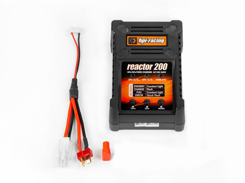 HPI Reactor 200 Charger