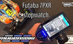 How To Setup The Futaba 7PXR Stopwatch With Mugen's Adam Drake [VIDEO]