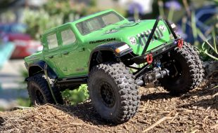 First Rock Crawler kit