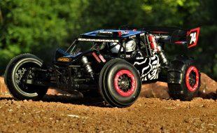 "Losi Tenacity DB Pro Buggy limited edition ""Desert Sand"""