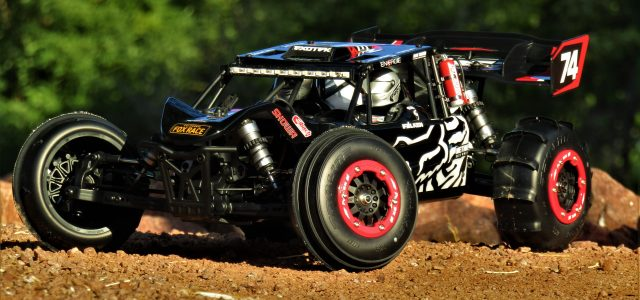 "Losi Tenacity DB Pro Buggy limited edition ""Desert Sand"""