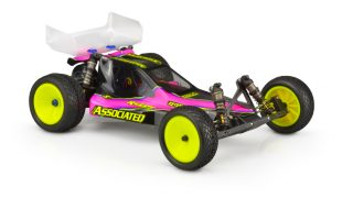 JConcepts Clear Body For The Team Associated RC10B2