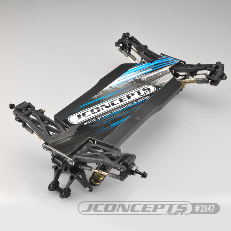 JConcepts Precut Chassis Protective Sheet For The TLR 22X-4