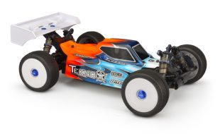 JConcepts S15 Lightweight Clear Body For The Tekno EB48 2.0