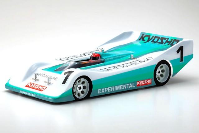 Kyosho 112 Fantom 4WD Kit