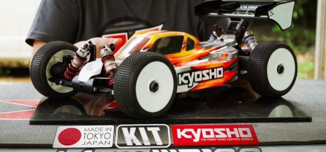 Kyosho INFERNO MP10e [VIDEO]