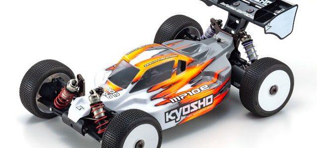 Kyosho INFERNO MP10e Race Kit