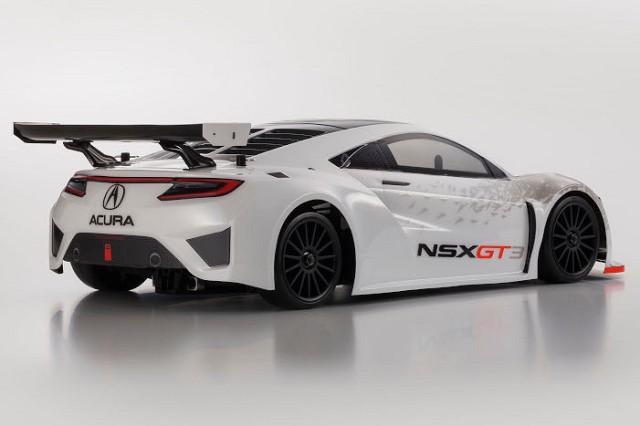 Kyosho V-ONE R4s Nitro On-Road Kit With NSX GT3 Body