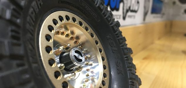 Locked Up RC 1.9″ Difuser Wheel Plus SLW Internal
