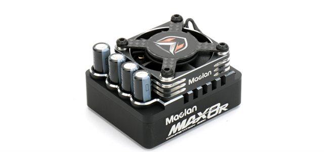 Maclan MMax 8R 1/8 Competition Sensored 200A ESC
