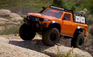 Mini Moab Adventure Traxxas TRX-4 Traxx [VIDEO]