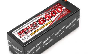 Muchmore IMPACT Silicon Graphene 6500mAh FD4 LiPo Battery