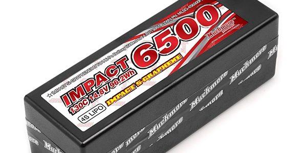 Muchmore IMPACT Silicon Graphene 6500mAh FD4 LiPo Battery