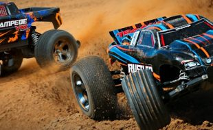 New Orange Bodies For The Traxxas Stampede & Rustler VXL