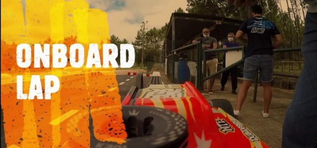 On Board Video With XRAY's Bruno Coelho [VIDEO]
