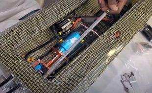 Oxidean Marine Dominator Rudder Installation [VIDEO]