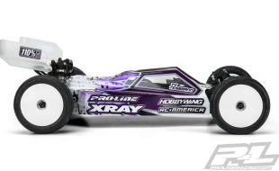 Pro-Line Axis Light Weight Clear Body For The XRAY XB2