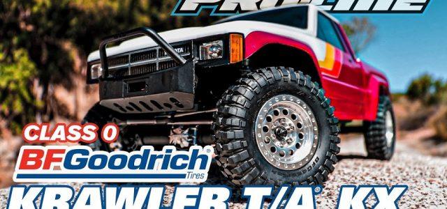 Pro-Line Class 0 BFGoodrich Krawler T/A KX 1.9″ Truck Tires [VIDEO]