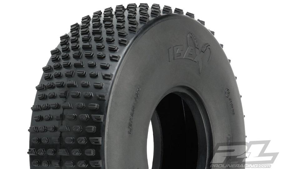 "Pro-Line Ibex Ultra Comp 2.2"" Predator (Super Soft) Rock Terrain Truck Tires"
