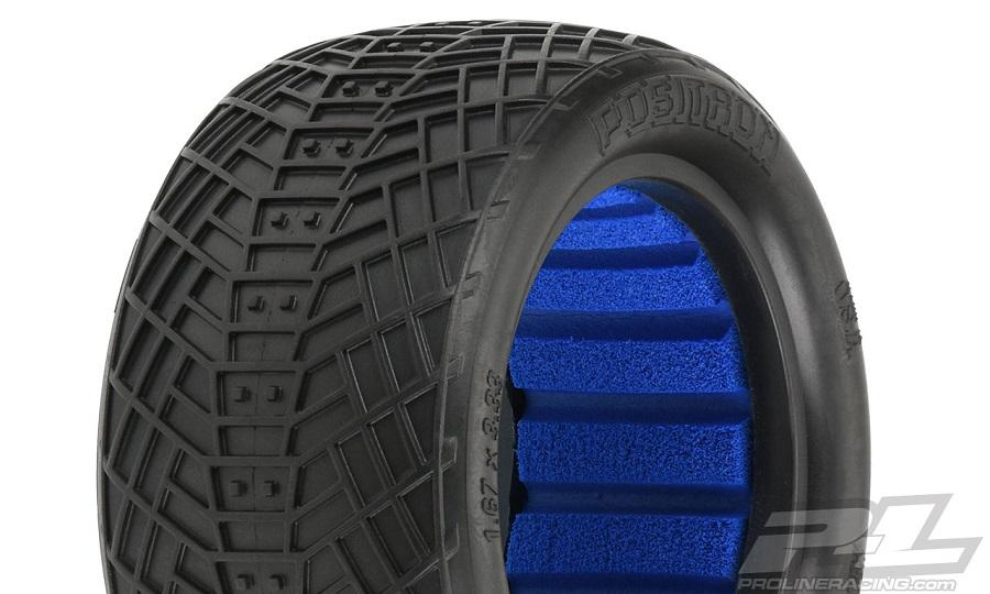 "Pro-Line Positron 2.2"" S4 (Super Soft) Off-Road Buggy Rear Tires"