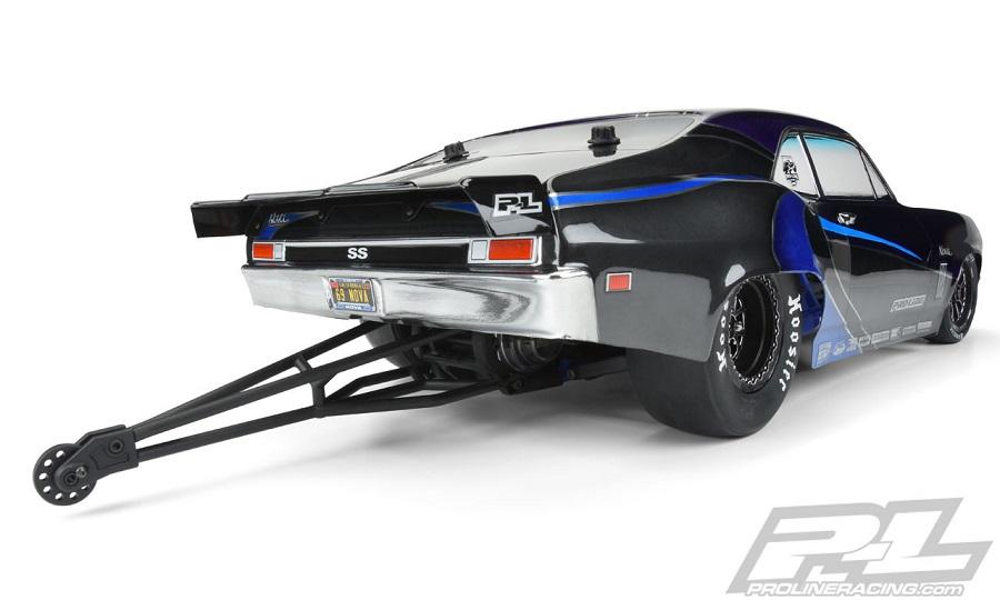 Pro-Line Stinger Drag Racing Wheelie Bar For The Traxxas 2WD Slash