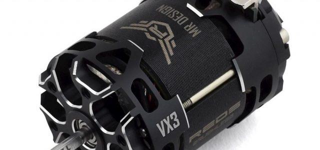 "REDS VX3 540 ""Factory Selected"" Sensored Brushless Motors"